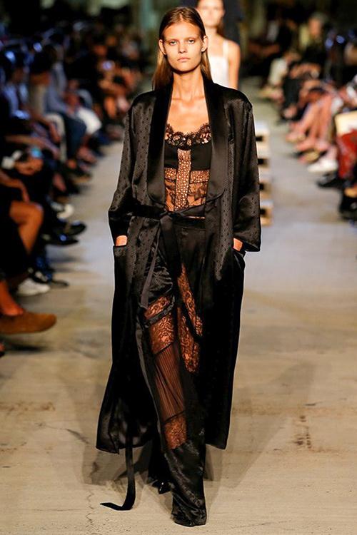 Givenchy睡衣女王美瞎纽约城