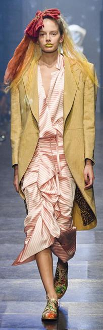 Vivienne Westwood 2016春夏巴黎时装周