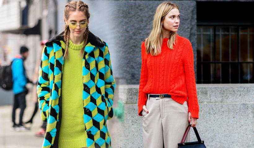 同样是毛衣,怎么你就能穿的这么漂亮!