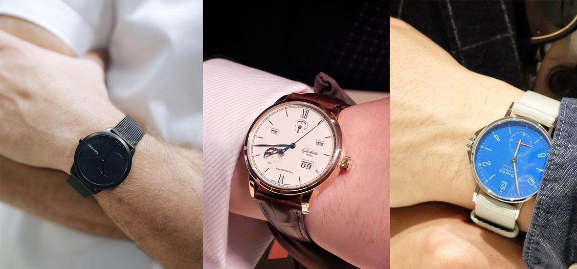 2017巴塞尔表展│看表识男人 你的TA值得戴什么腕表?