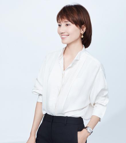 袁泉,一个有力道的IWC女人