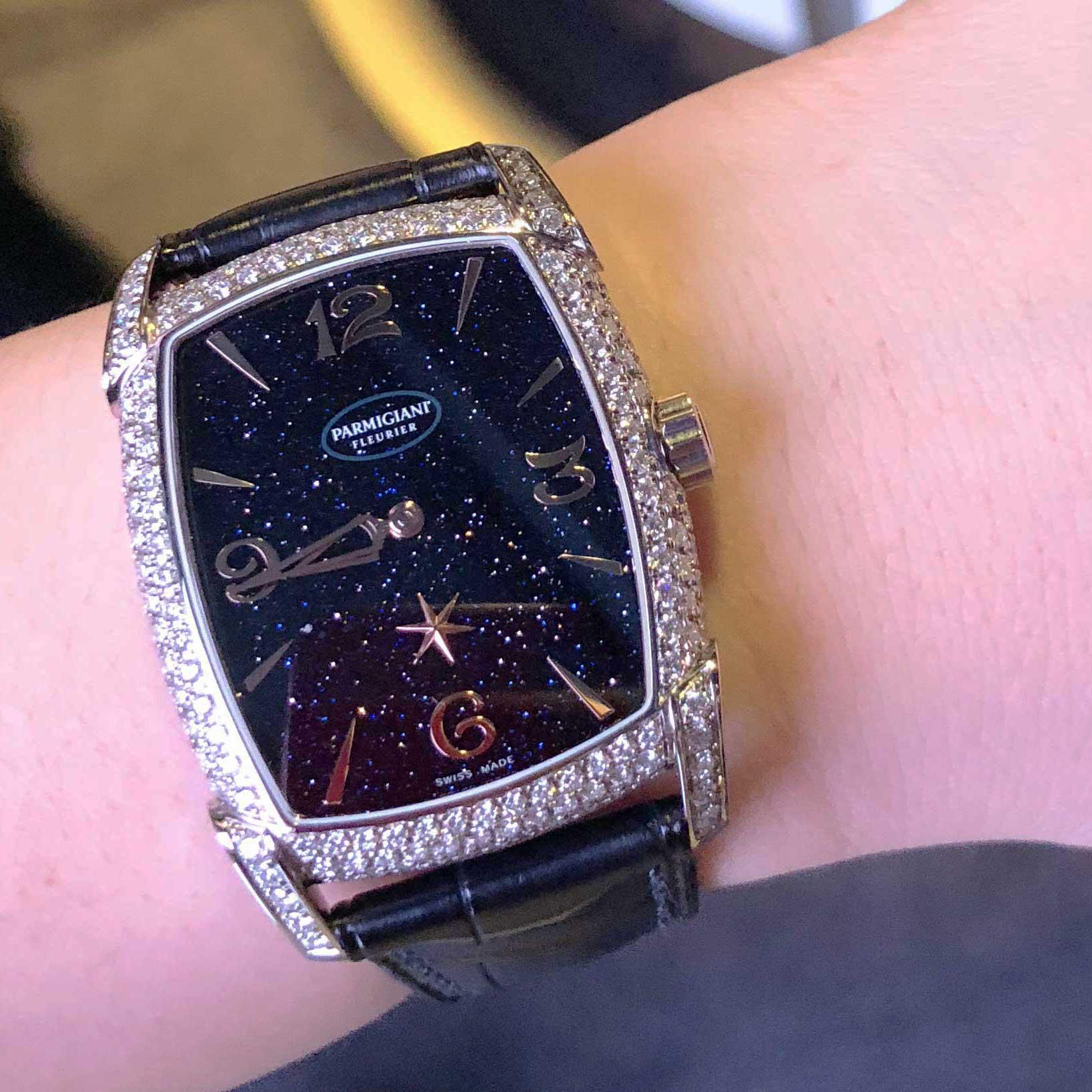 帕玛强尼 Kalpa系列新款腕表