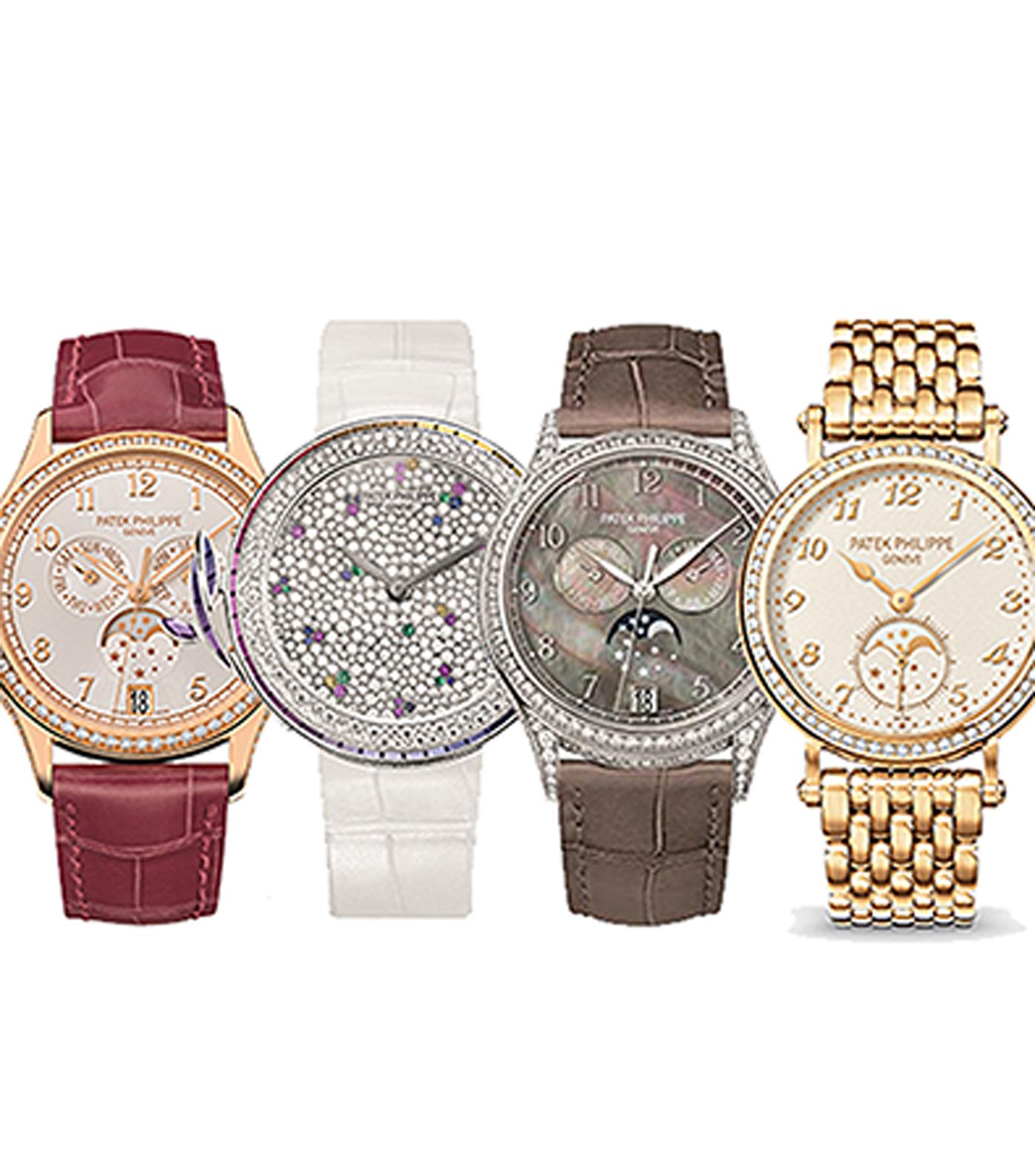 繁间至美 – 百达翡丽复杂功能女士腕表