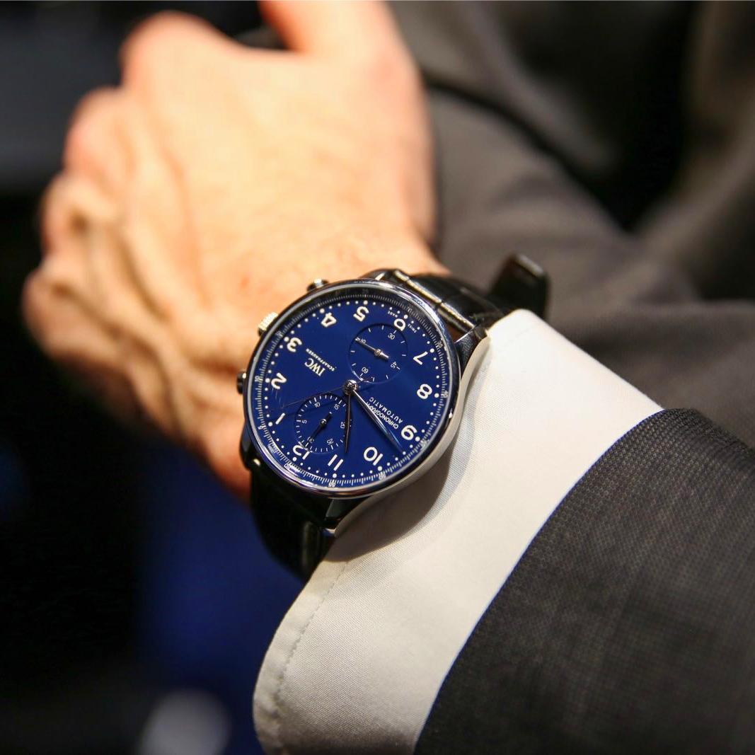 IWC万国表葡萄牙系列150周年纪念腕表