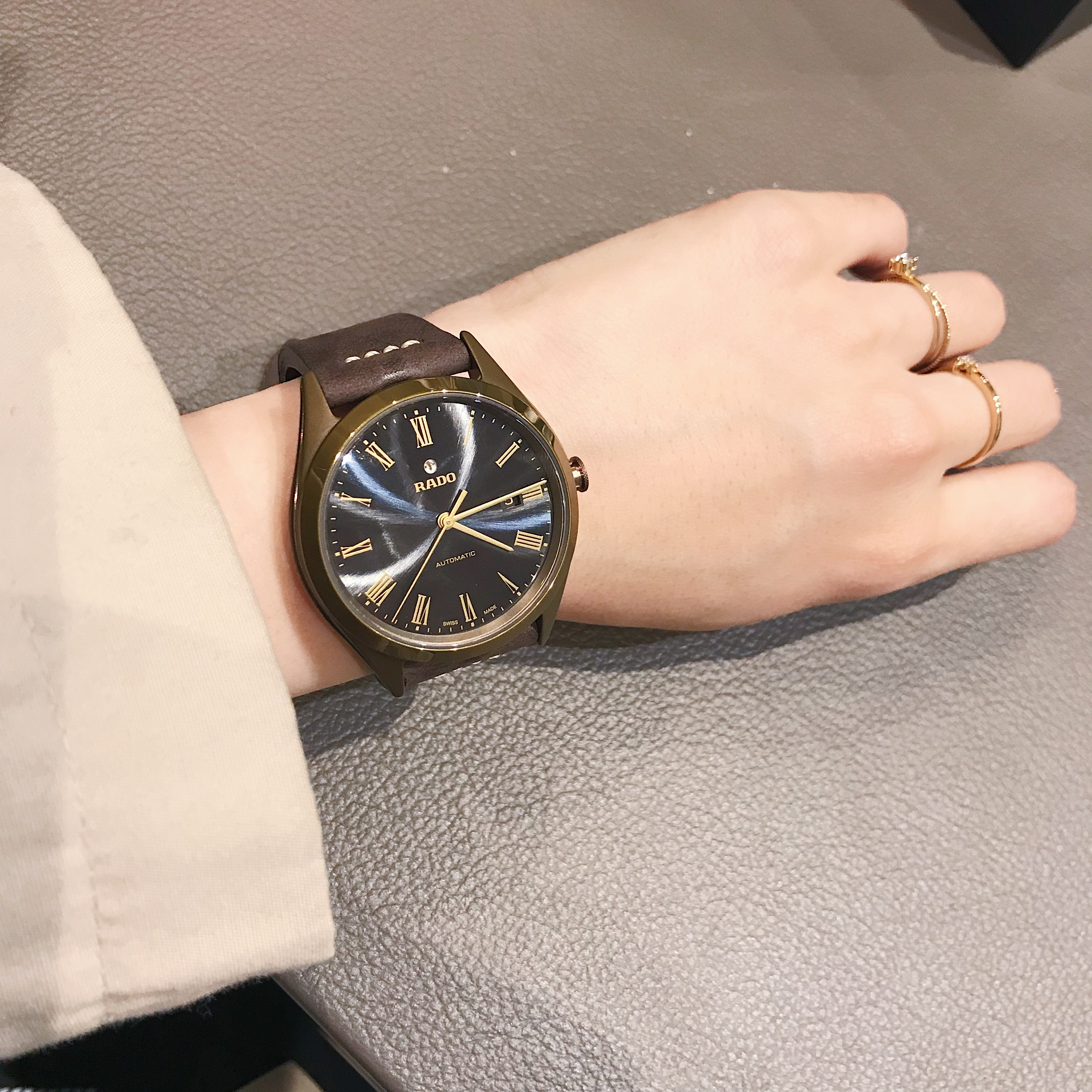 RADO 瑞士雷达表推出全新腕表