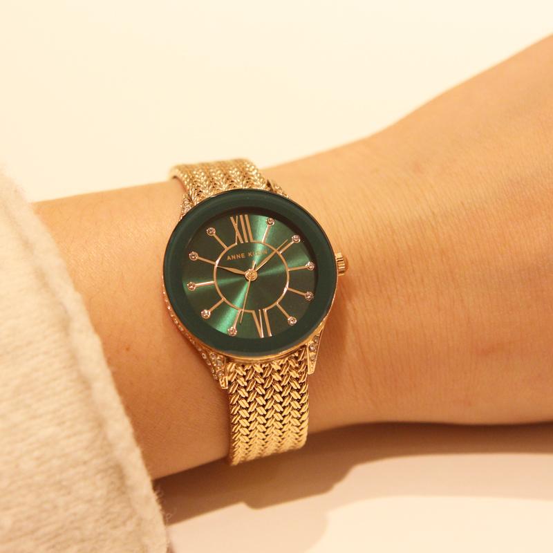 ANNE KLEIN|2018巴塞尔钟表展新款腕表