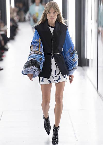 Louis Vuitton 2019春夏时装秀