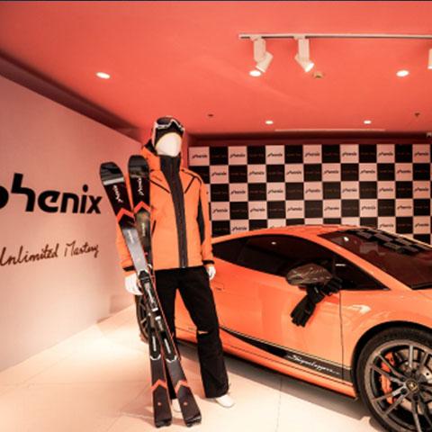 开年大礼!寺库携phenix为滑雪爱好者带来福音