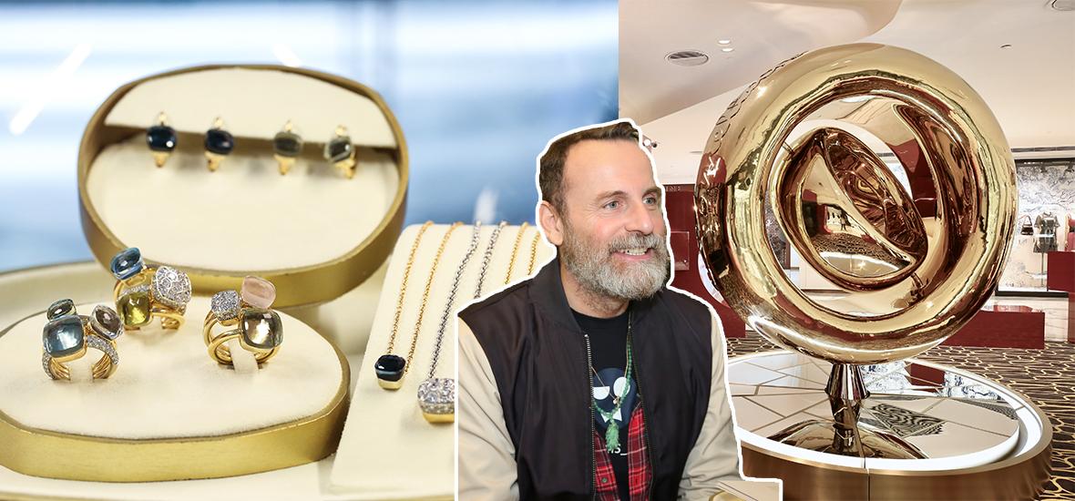 "OnlyLady专访Pomellato设计总监:""高级成衣""也能成为珠宝的灵魂"