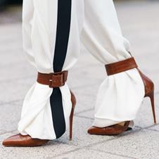 绑带鞋绑带鞋,要会绑才时髦!