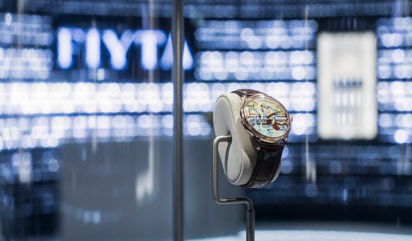 心之所向 终有所成 飞亚达发布大师系列敦煌主题腕表