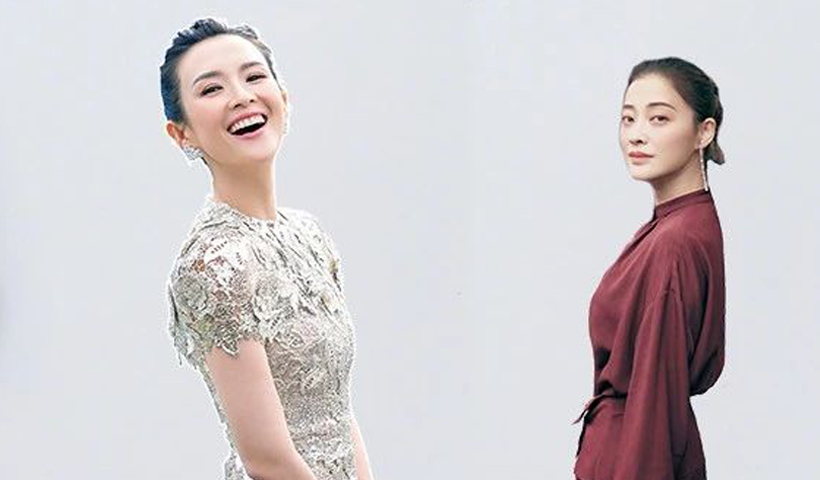 章子怡、梅婷的中戏96班,我们看到40岁女人的无限美好