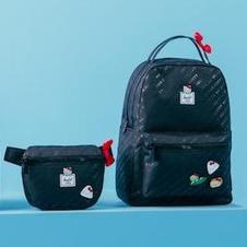 全新印花演绎少女气息 Herschel Supply与Hello Kitty再度推出联名系列