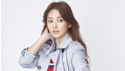 ESPRIT与宋慧乔联袂打造SongStyle 2017新春系列