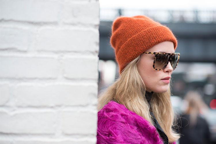 新的一年从头开始,温暖又好看的毛线帽千万不要错过哟~