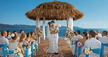 浪漫的琥珀:墨西哥巴亚尔塔港
