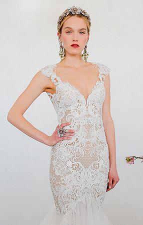 Marchesa 2017春夏系列婚纱