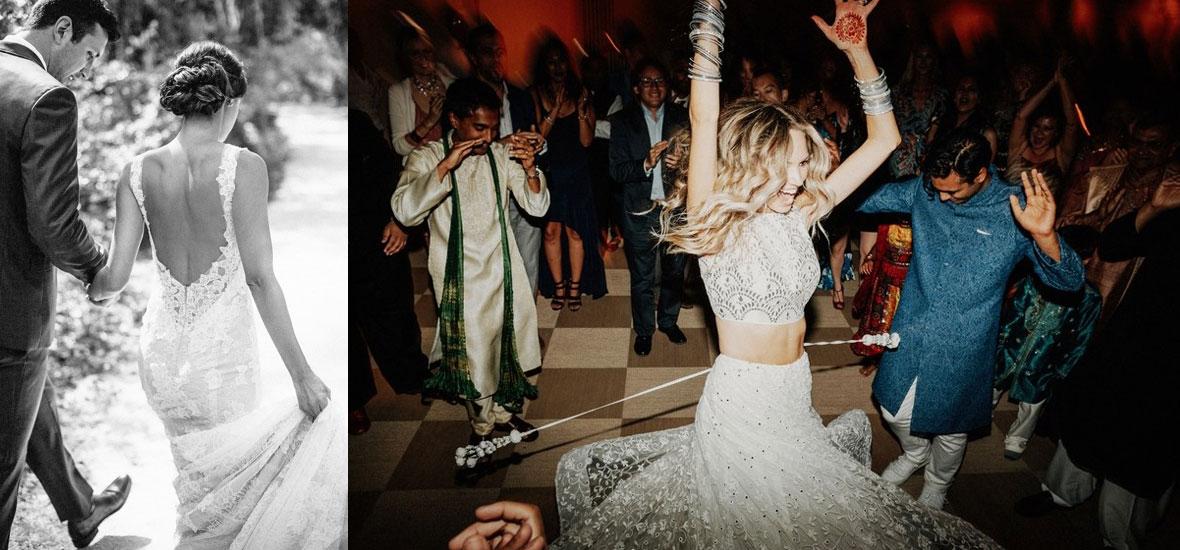 2018最美婚紗照top榜 隔著屏幕都能感到滿滿的幸福感