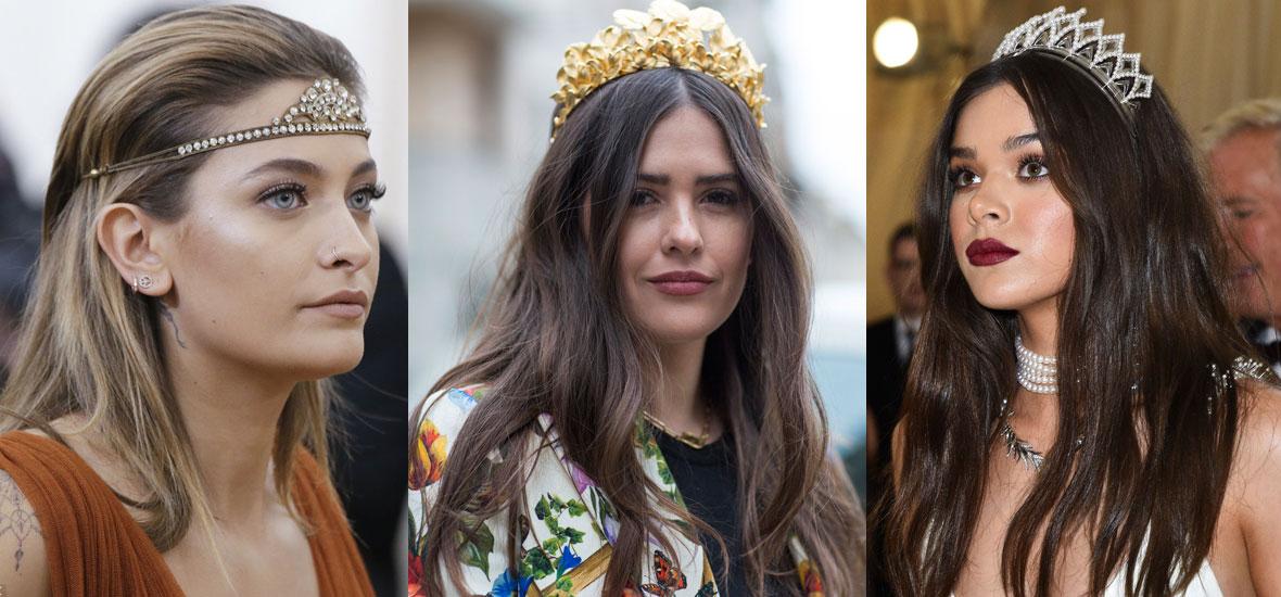 皇冠比拼!最美的妆容都不如戴上一顶皇冠来的惊艳