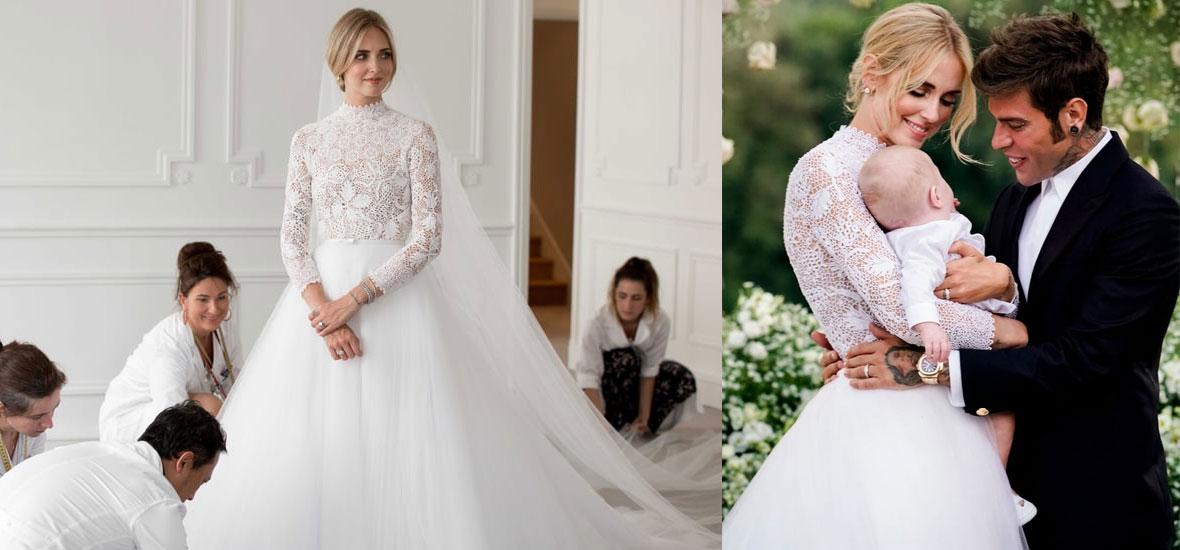 时尚博主Chiara Ferragni的婚礼奢华得令人瞠目结舌!