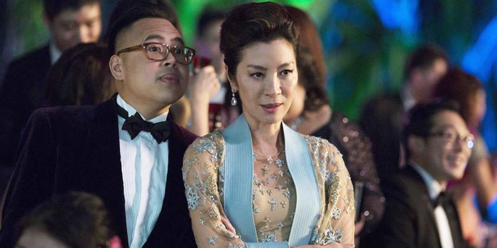 """这位56岁的""""功夫女皇""""竟然去好莱坞演婆婆了!"""