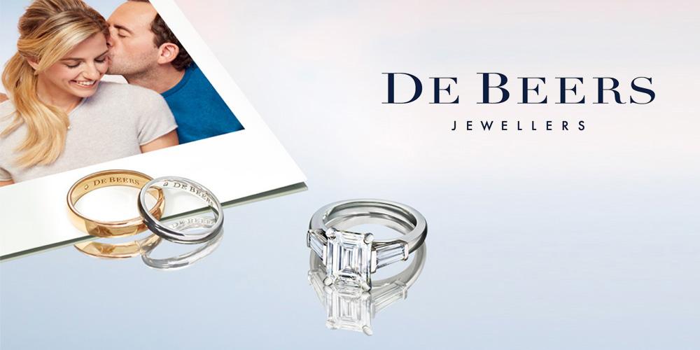 一张图述说一枚钻石戒指的诞生与故事