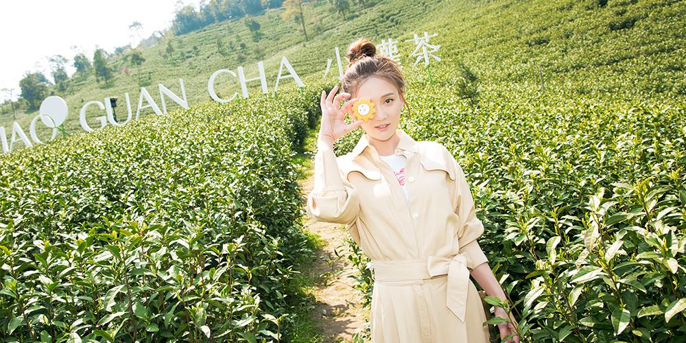 小罐茶邀陈乔恩、陈漫联袂 用春日时尚大片诠释最潮中国茶