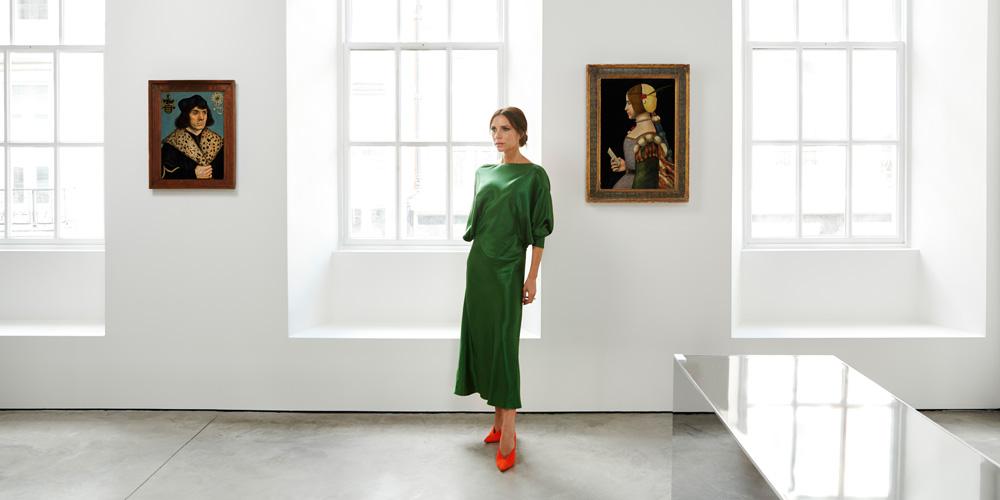 伦敦�K富比联乘 维多利亚・贝克汉姆 7月西洋古典油画拍卖精品的恒久魅力