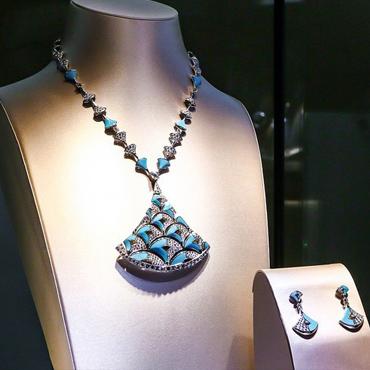 宝格丽稀世珠宝璀璨亮相北京