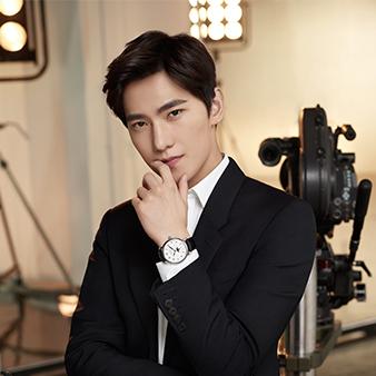 中国青年演员杨洋成为万宝龙品牌大使