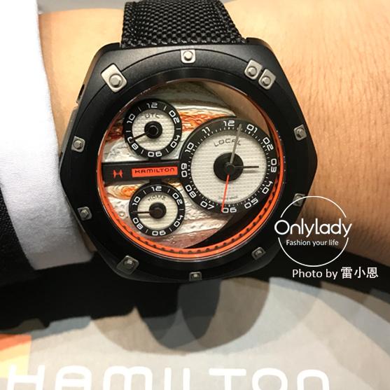 汉米尔顿ODC-X3腕表