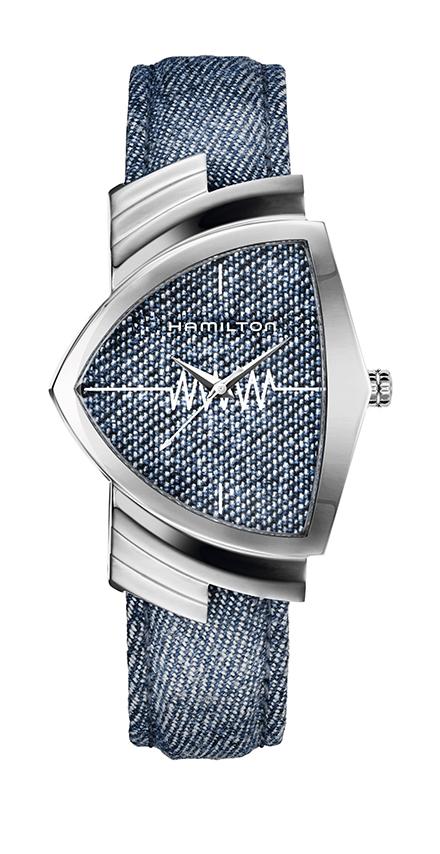 汉米尔顿探险系列精钢腕表