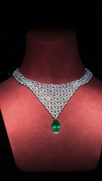 Chopard萧邦邂逅金棕榈高级珠宝展览