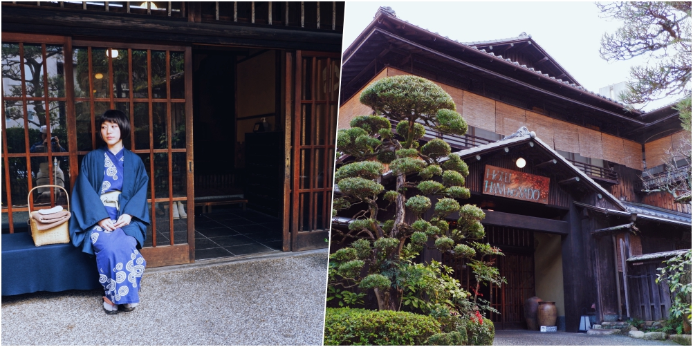 住百年温泉旅馆,品味日本地道的从容优雅