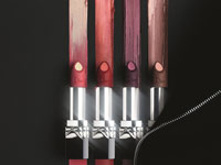 打造个性双色唇妆 你需要一支双色双效的Dior迪奥烈艳蓝金