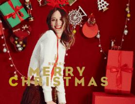 """今年紅色圣誕季,護膚也要正當""""紅"""""""