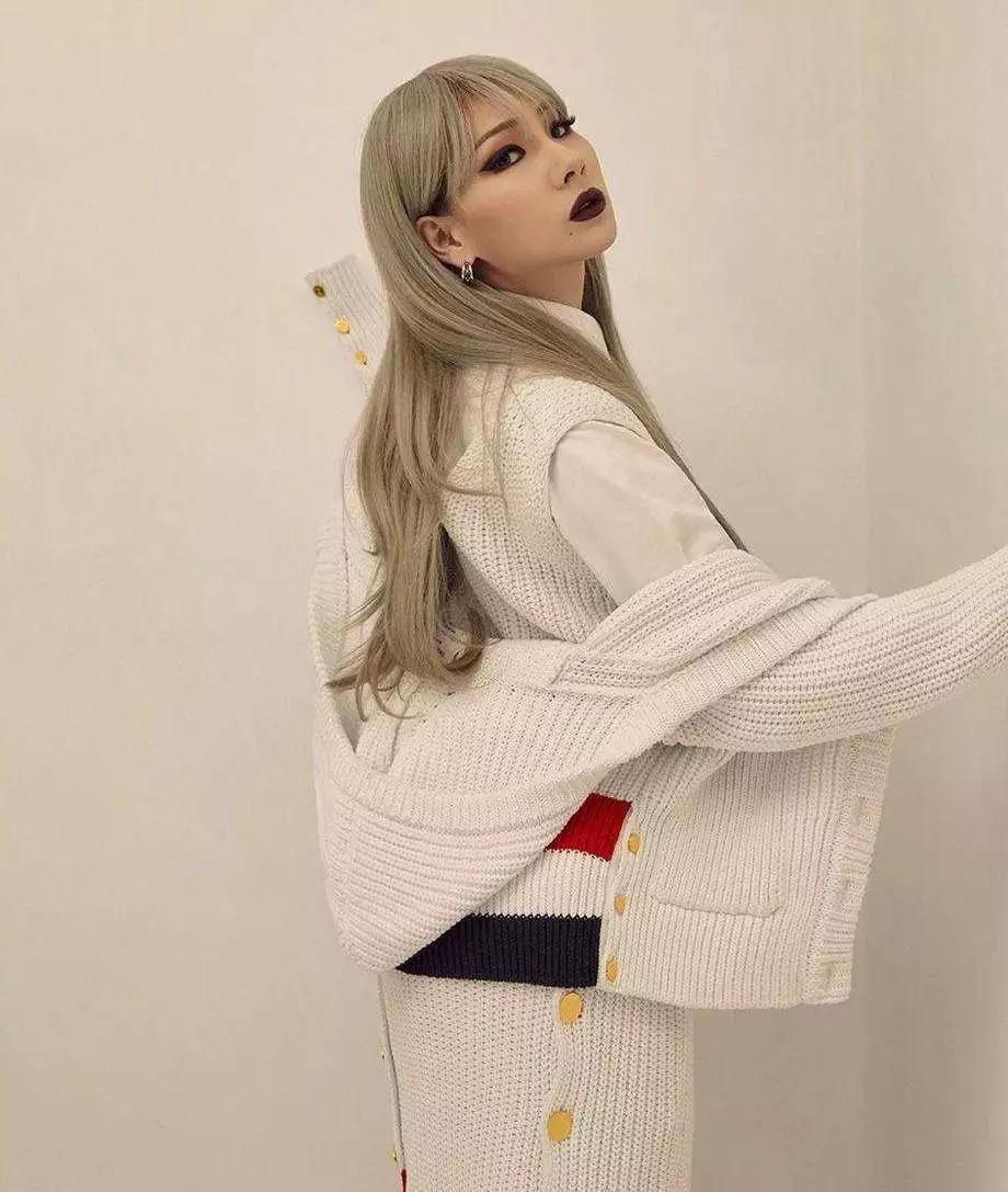 CL徐佳莹体重竟然魔鬼般互换!